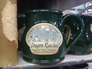 Handmade Round Belly Coffee Mug