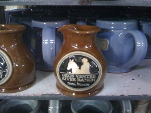Gros Ventre River Ranch - 6 oz. Pitcher