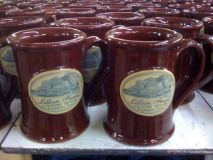Lilian Farms Country Estate - Burgundy, Jr. Exec Mugs