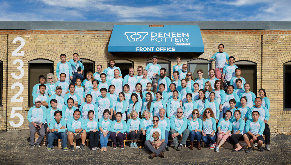 Deneen-Pottery-Staff-Picture