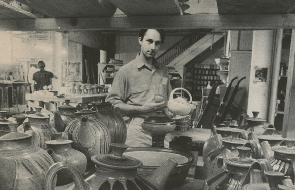 Early Days of Deneen Pottery