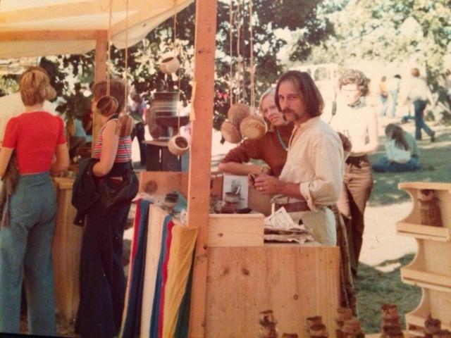 Minnesota Renaissance Festival 1974