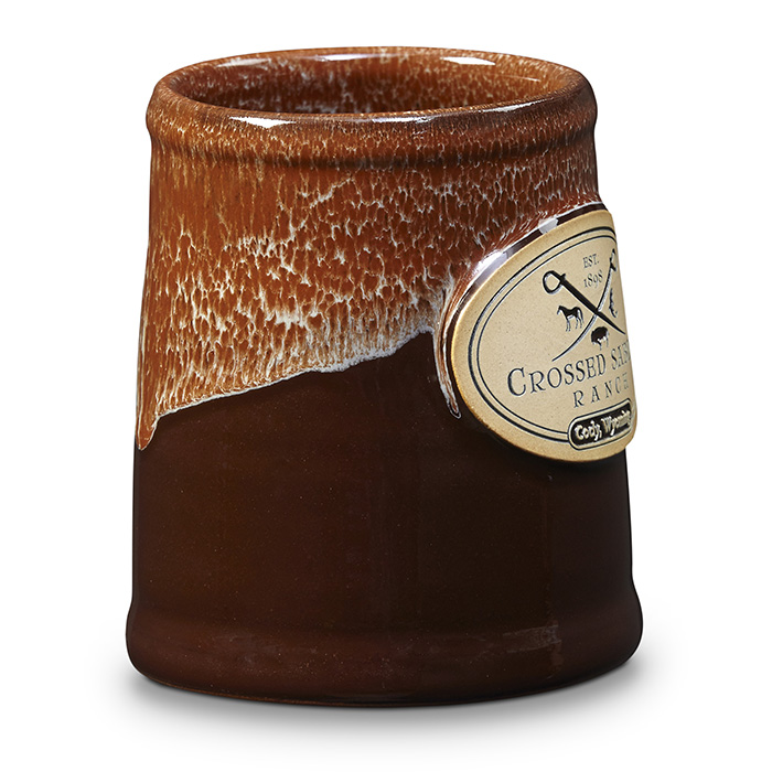 Chocolate w/Cinnamon White