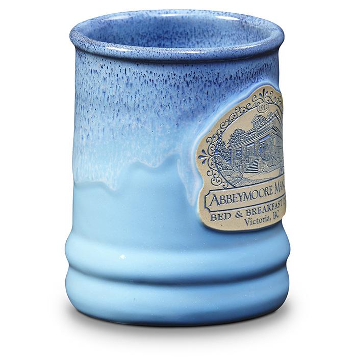 Powder Blue w/Blue White