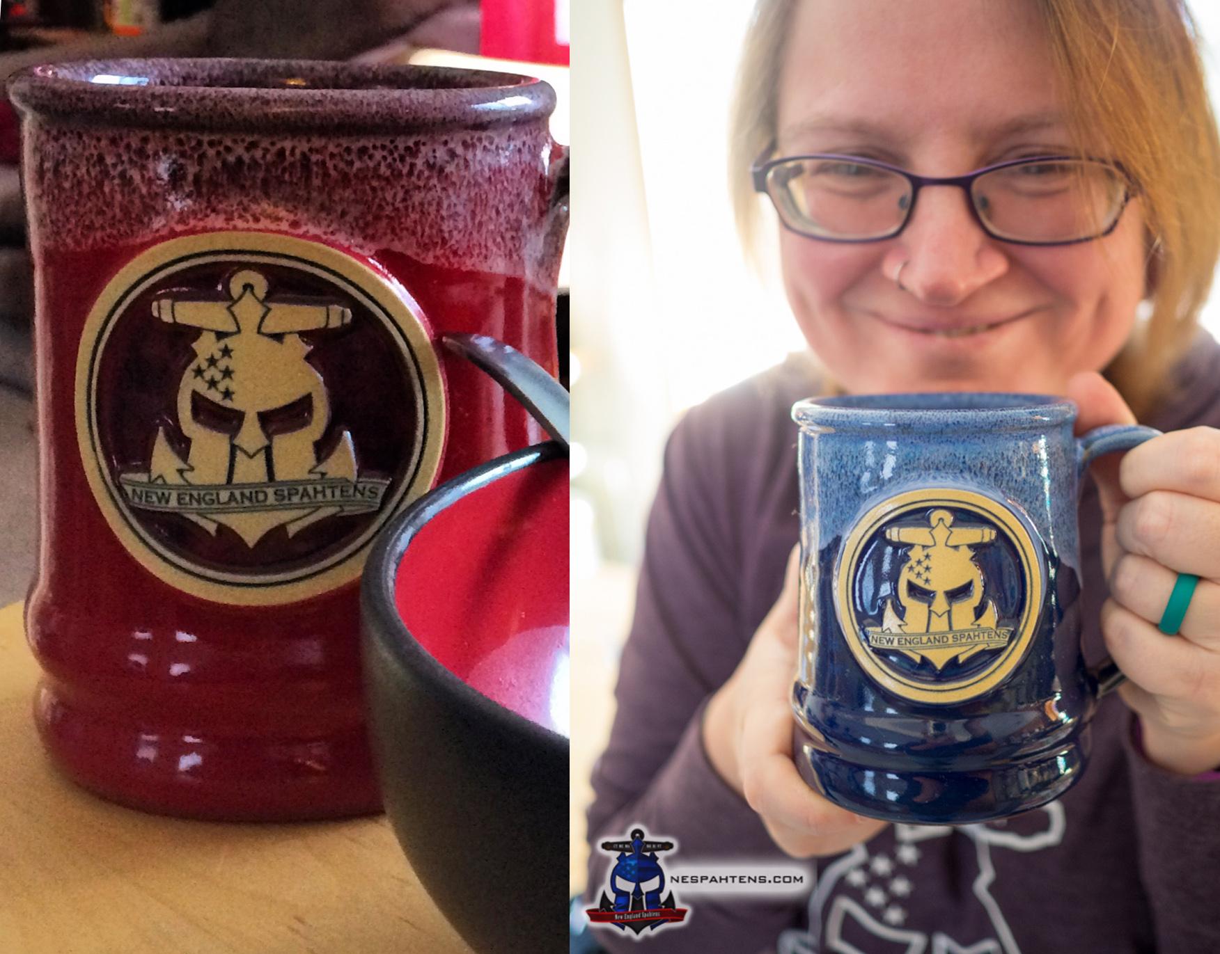 Ramsey Mug - handmade - New England Spahtens