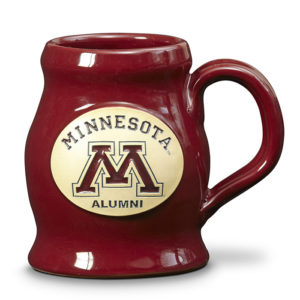 UofM - Patriot Mug - Burgundy