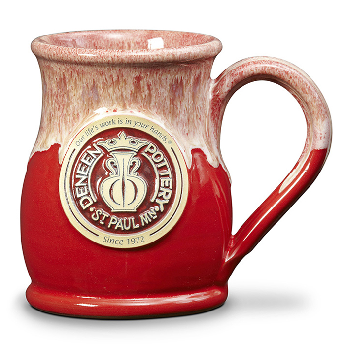 Retro Deneen - Tall Belly Mug