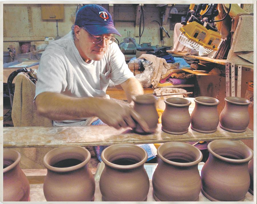 John-Deneen-Pottery-Mugs-Handmade