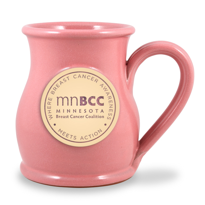 Pink Mug MN Breast Cancer