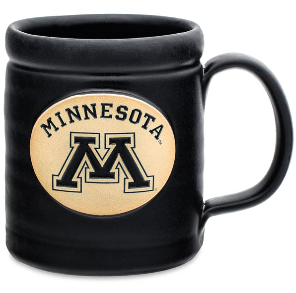 University of Minnesota - Handmade Logo Mug