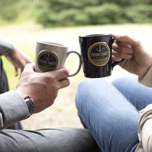 Fresh Coast Collective Mugs