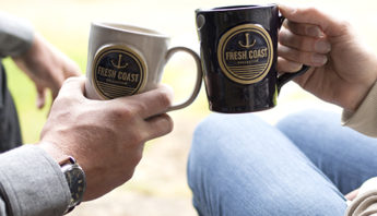 Fresh Coast Collective Mugs