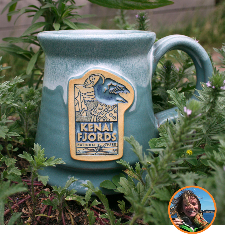 Kenai Fjords National Park Mugs