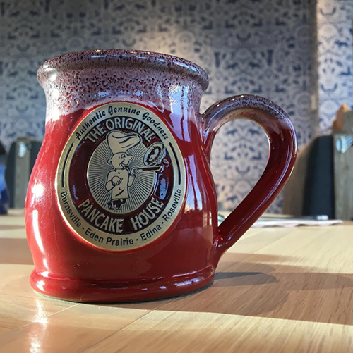 Original Pancake House Restaurant Mugs