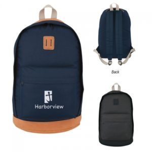 branded- backpack