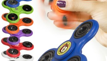 Best Promotional Swag - Fidget Spinner giveaways