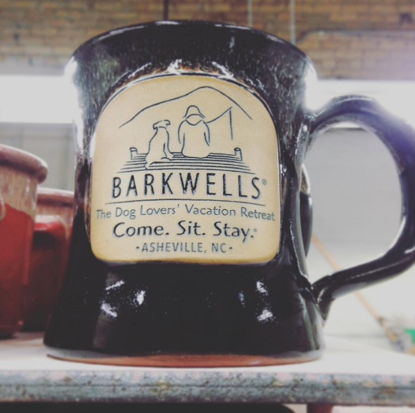 Deneen Pottery Barkwells