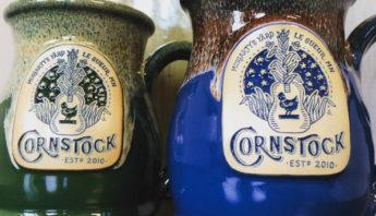 Deneen Pottery Cornstock