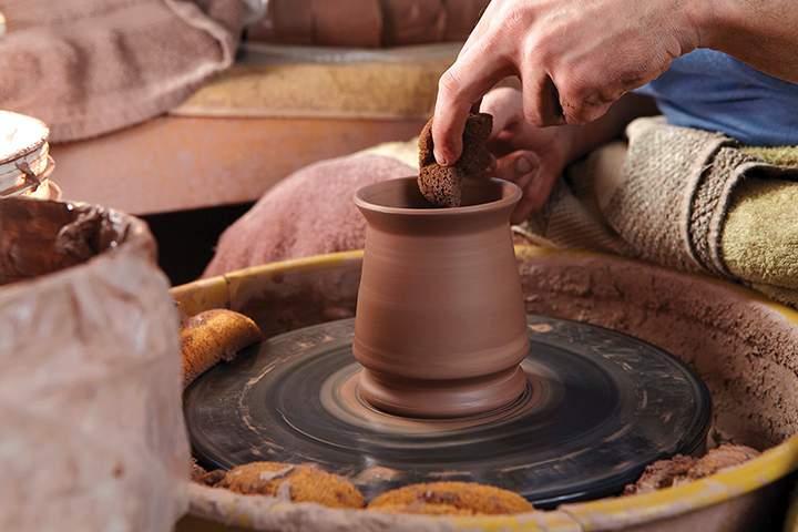 guide to pottery- how is pottery made