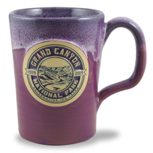 Grand Canyon National Park <a class='qbutton' href='https://deneenpottery.com/mug-styles/abby-mug/'>View More Details</a>