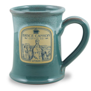 Bryce Canyon Coffee <a class='qbutton' href='https://deneenpottery.com/mug-styles/junior-executive-mug/'>View More Details</a>