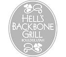 Hells Backbone Grill Logo Mugs