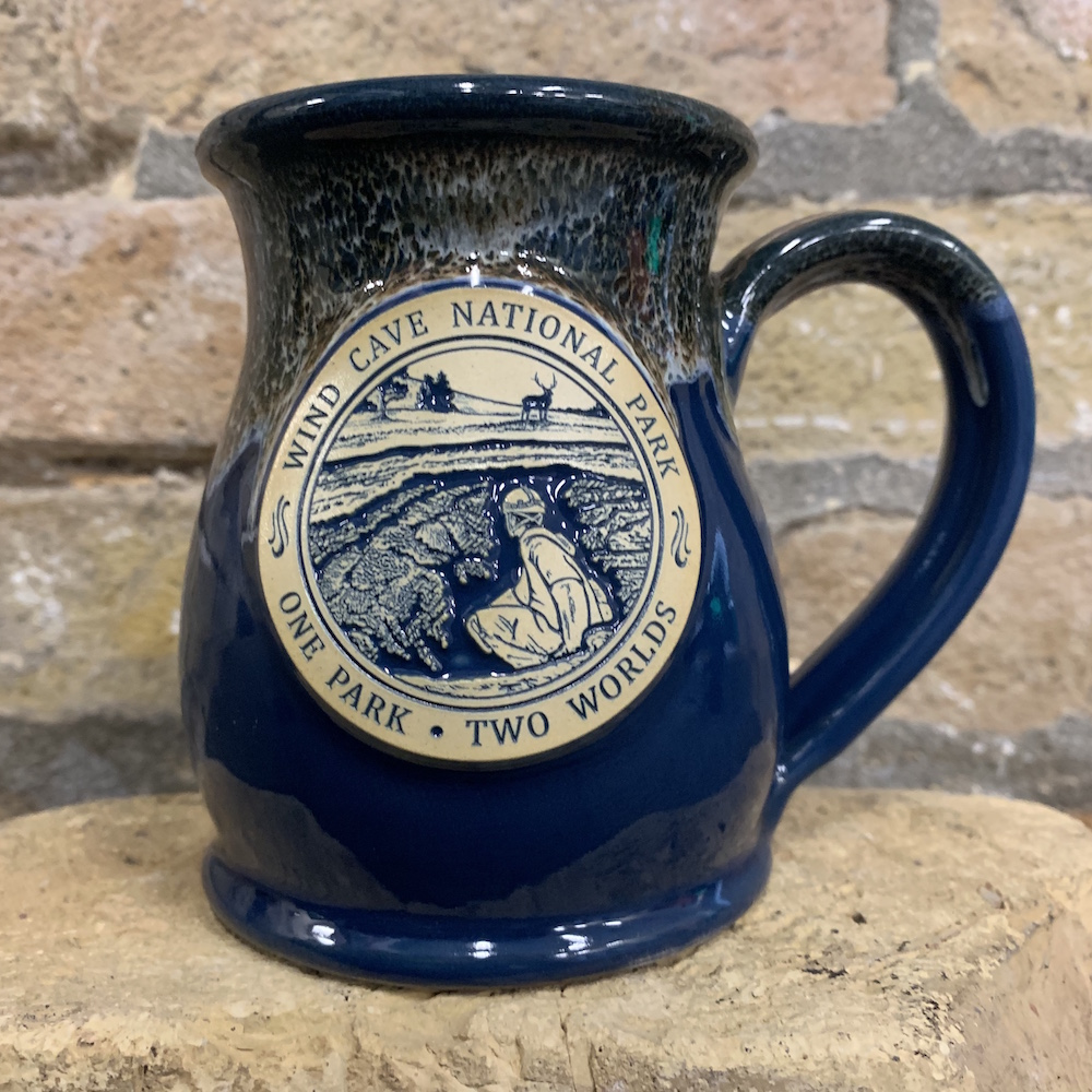 The Official Deneen Pottery Mug Collector S Guide To The National Parks Deneen Pottery