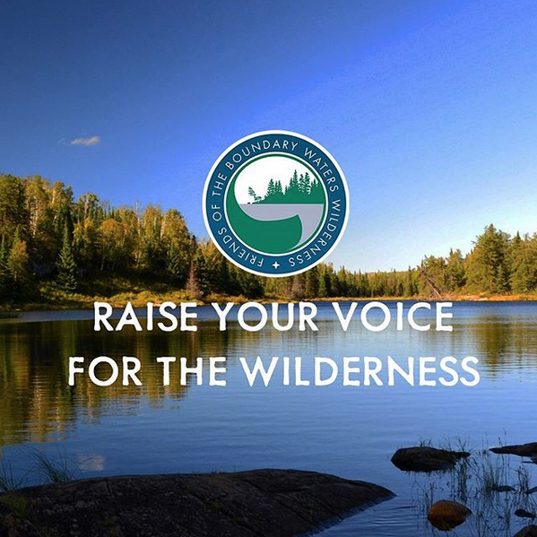 friends of the boundary waters