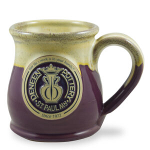 Deneen Pottery <a class='qbutton' href='https://deneenpottery.com/mug-styles/midway/'>View More Details</a>