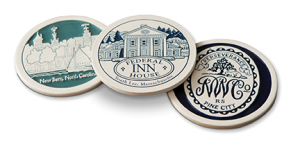 <a class='qbutton' href='https://deneenpottery.com/mug-styles/coasters/'>View More Details</a>